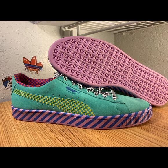 puma suede classic pop culture sneakers